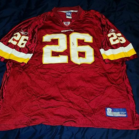 best cheap 6e830 bc14c Washington Redskins Clinton Portis Jersey